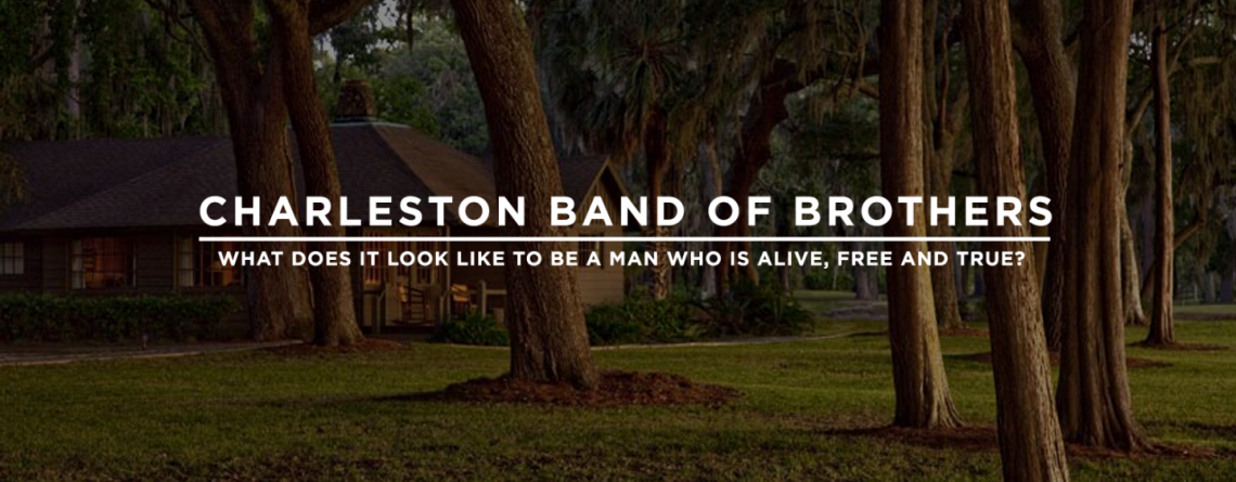 Charleston Band of Brothers Banner